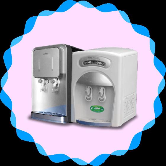 販売浄水器イメージ画像