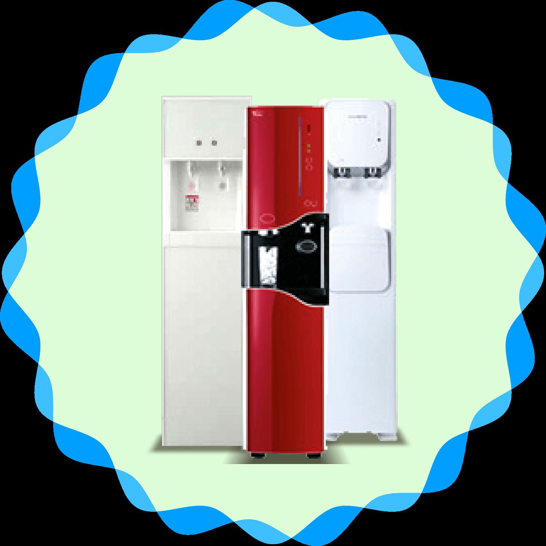 レンタル浄水器イメージ画像